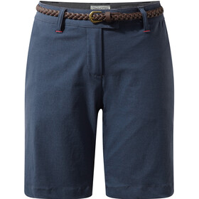 Craghoppers NosiLife Fleurie II Shorts Damen soft navy